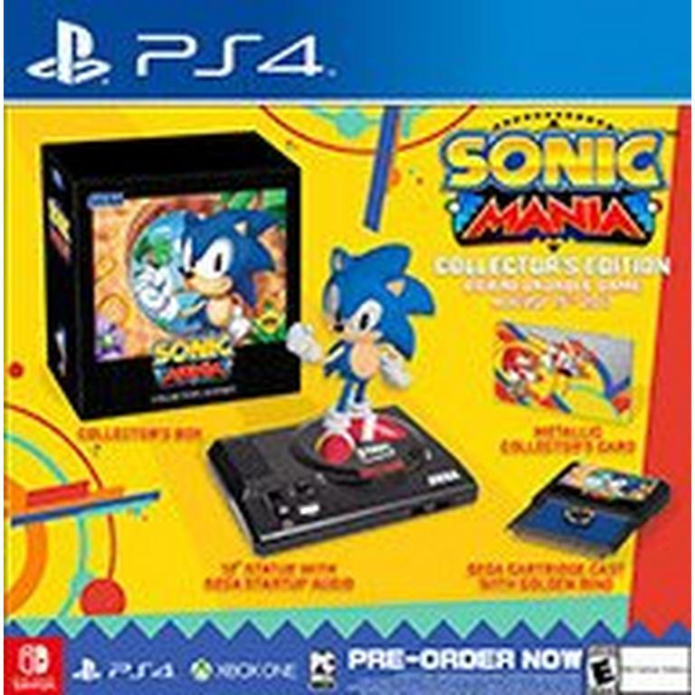 Sonic Mania Collector's Edition | PlayStation 4 | GameStop