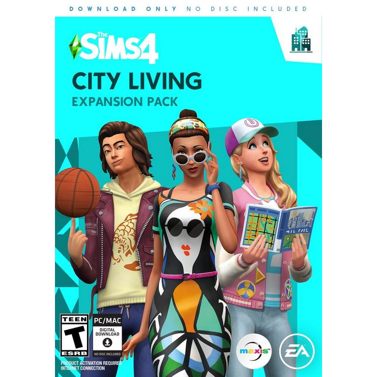 The Sims 4: City Living