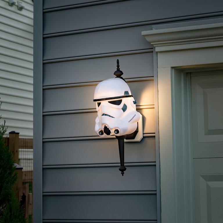 Star Wars Porch Light Cover - Stormtrooper