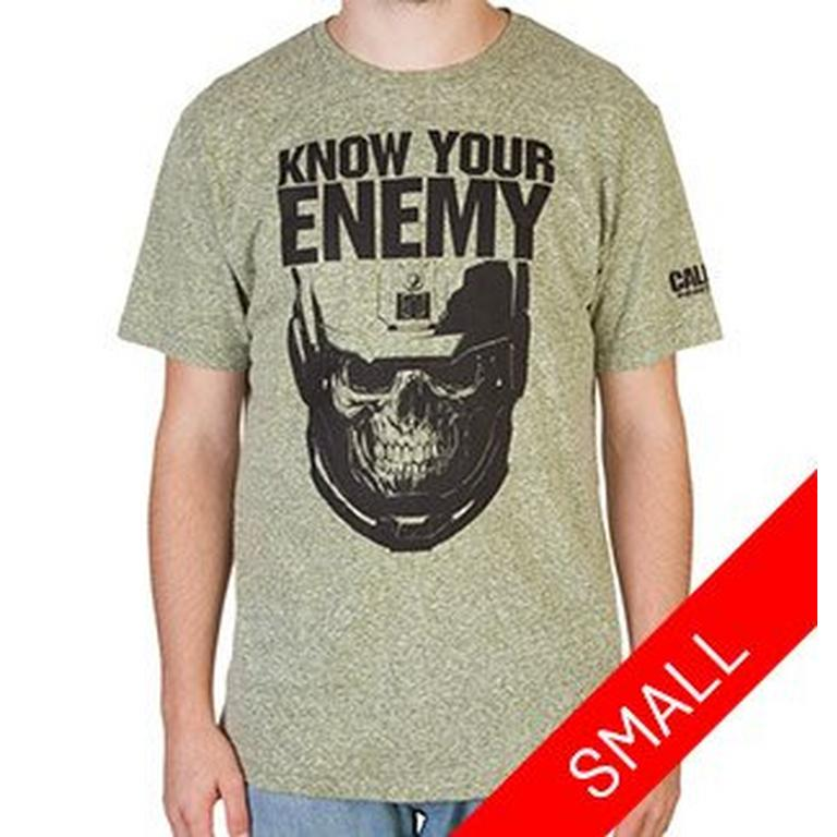 Call of Duty: Infinite Warfare Know Your Enemy T-shirt