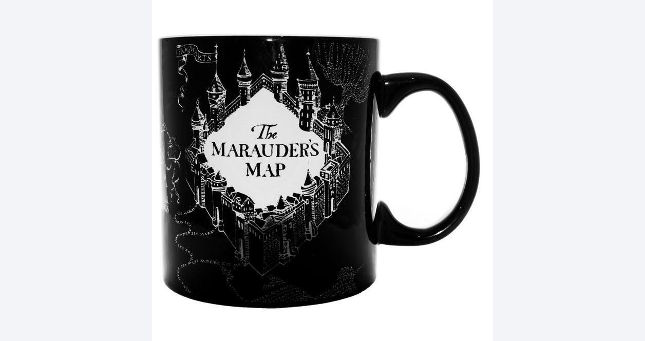Harry Potter The Marauder's Map Mug
