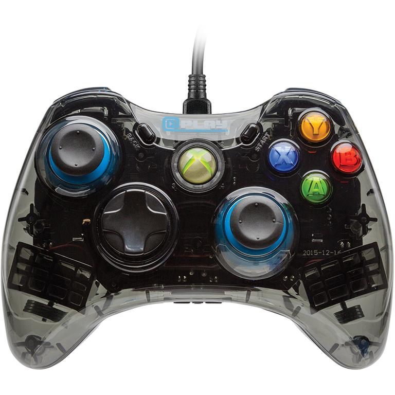 Black Wired Controller for Xbox 360