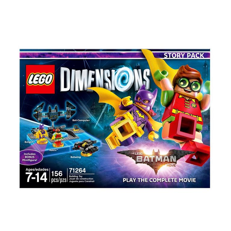LEGO Dimensions Story Pack: The LEGO Batman Movie
