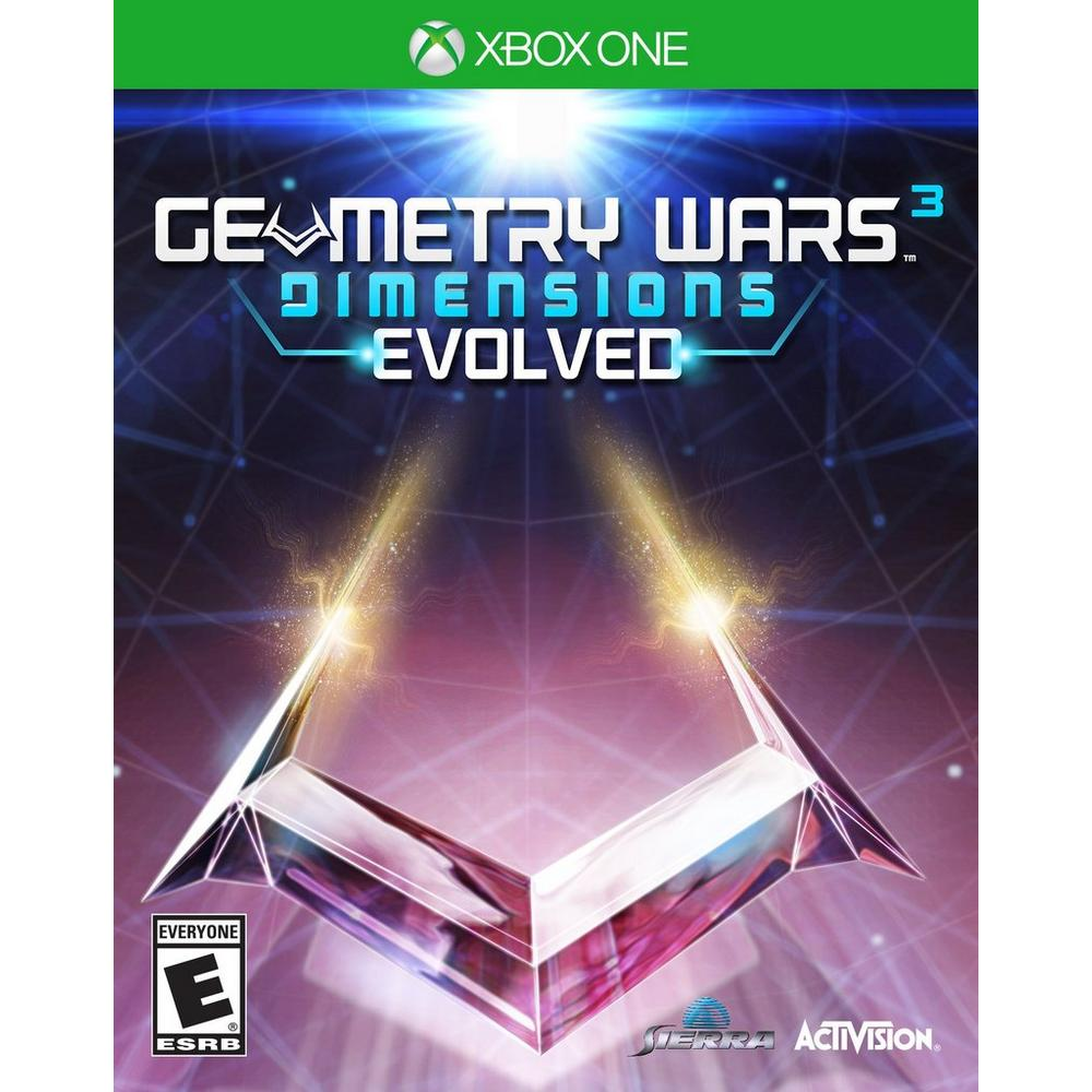 Geometry Wars 3 Dimensions Evolved | Xbox One | GameStop