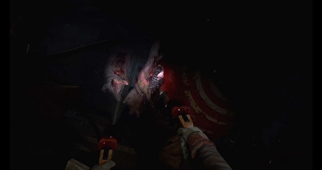 Until Dawn: Rush of Blood VR