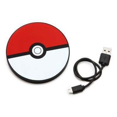 Pokemon Pokeball Portable Battery