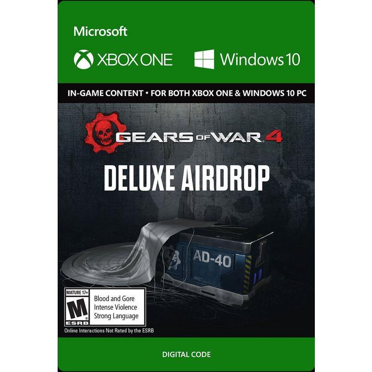 Gears of War 4: Deluxe Airdrop