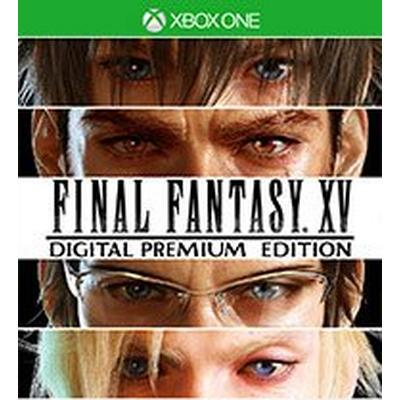 FINAL FANTASY XV Digital Premium Edition