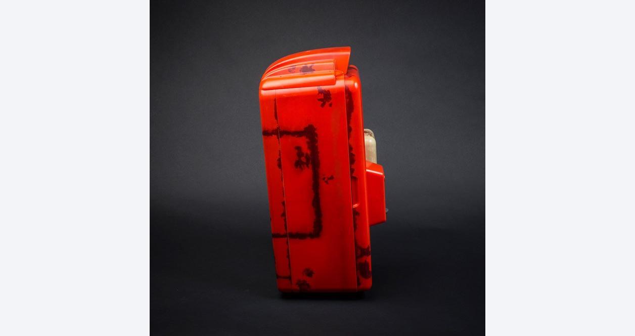 Fallout Nuka Cola Machine Mini Refrigerator