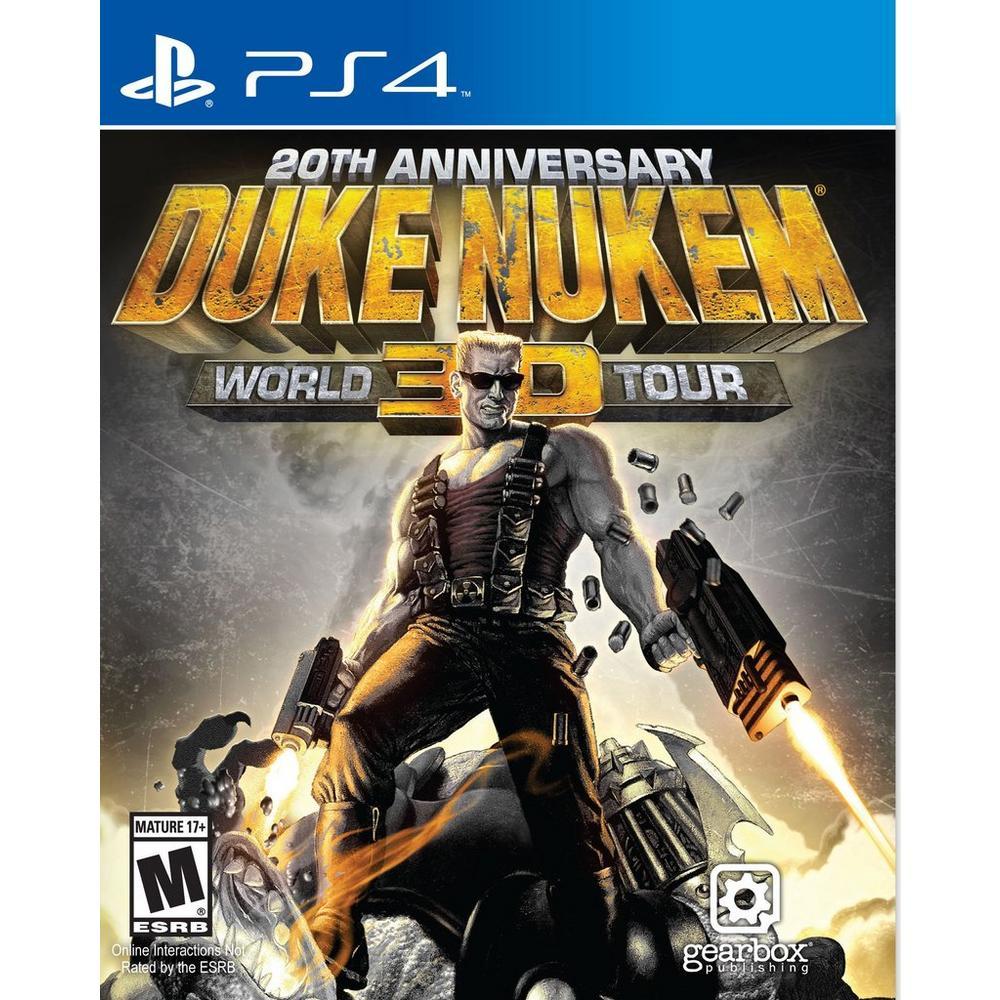 Duke Nukem 3D: 20th Anniversary World Tour - Only at GameStop   PlayStation  4   GameStop