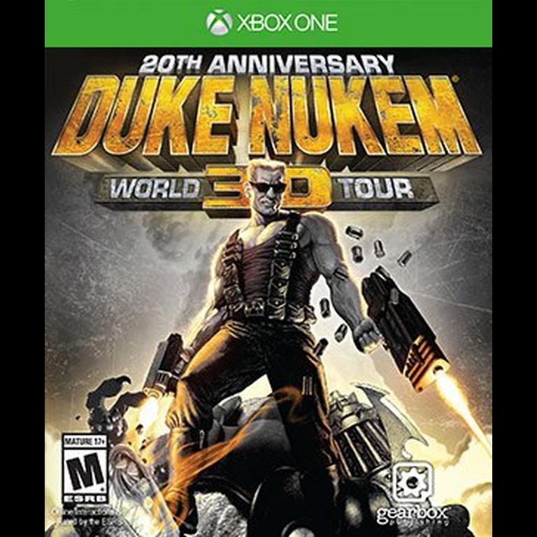 Duke Nukem 3D: 20th Anniversary World Tour Only at GameStop