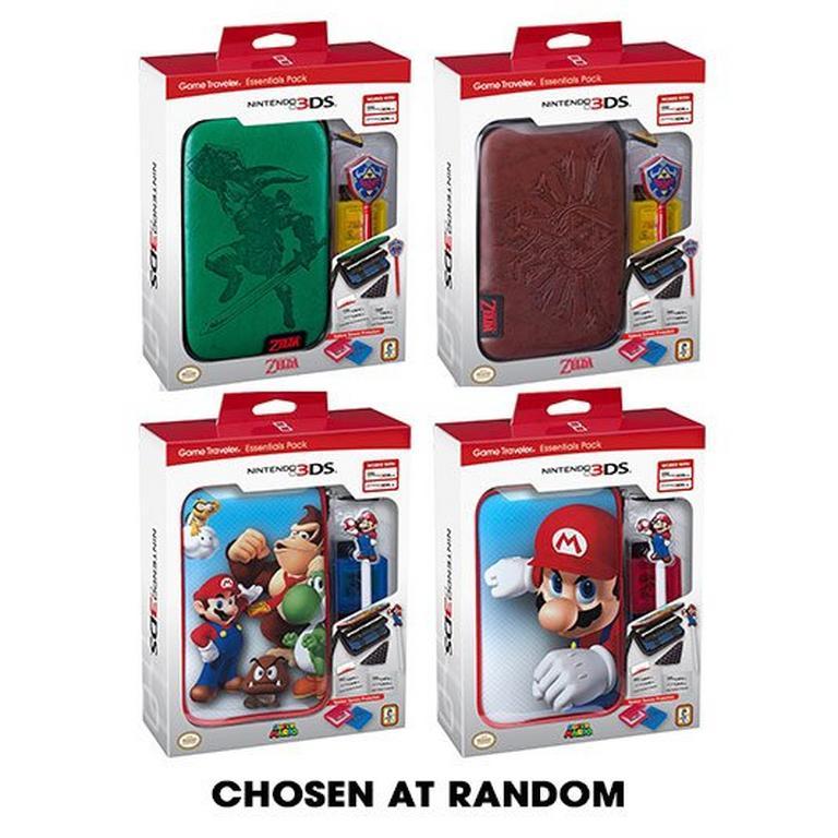 Game Traveler Essentials Pack for Nintendo 3DS (Assortment)