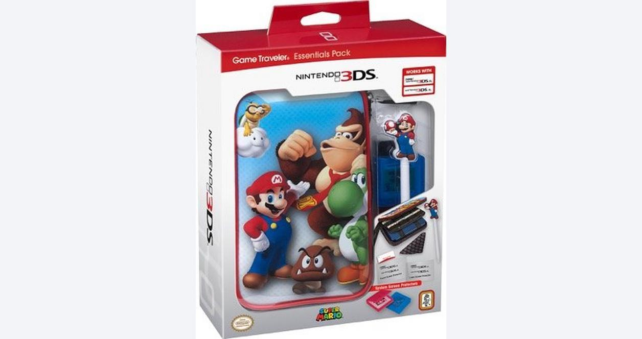 Nintendo 3DS Game Traveler Essentials Pack (Assortment)