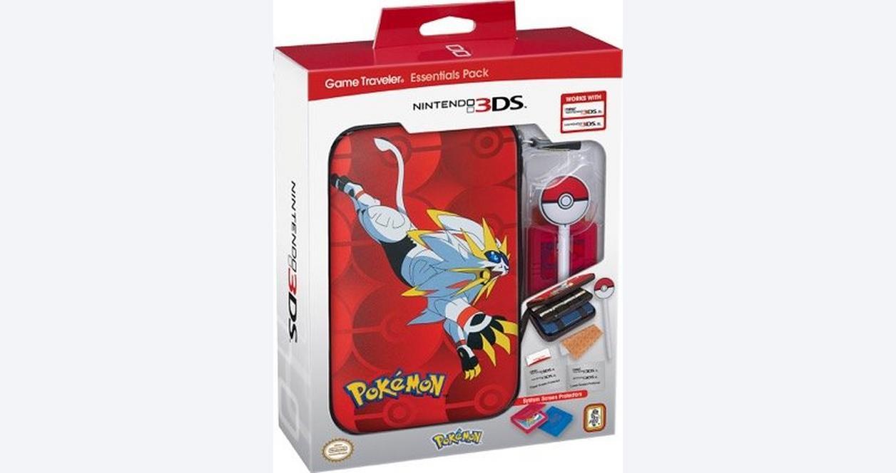 Pokemon Sun and Moon Starter Kit for Nintendo 3DS (Assortment)