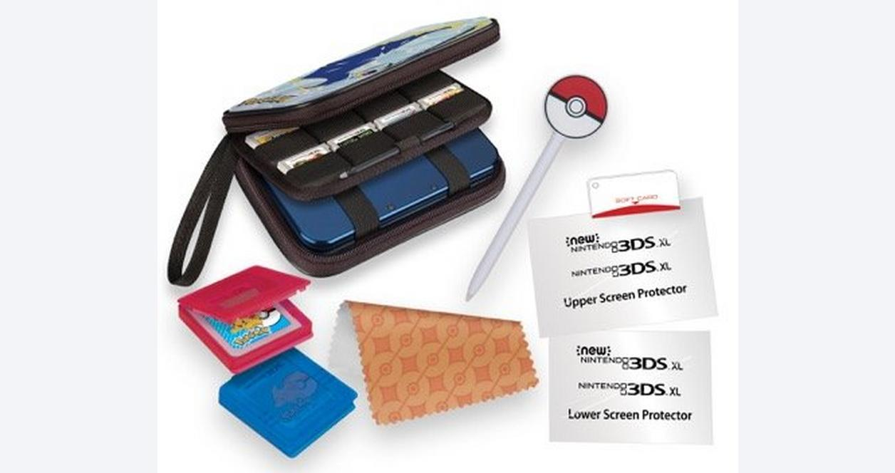 Nintendo 3DS Pokemon Sun & Moon Starter Kit