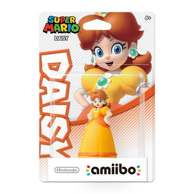 Daisy Super Mario amiibo Figure