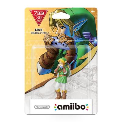 The Legend of Zelda: Ocarina of Time Link amiibo Figure