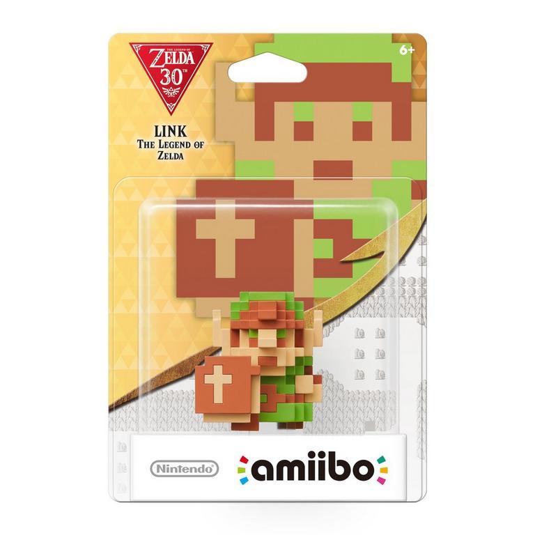 The Legend of Zelda: 8-Bit Link amiibo Figure