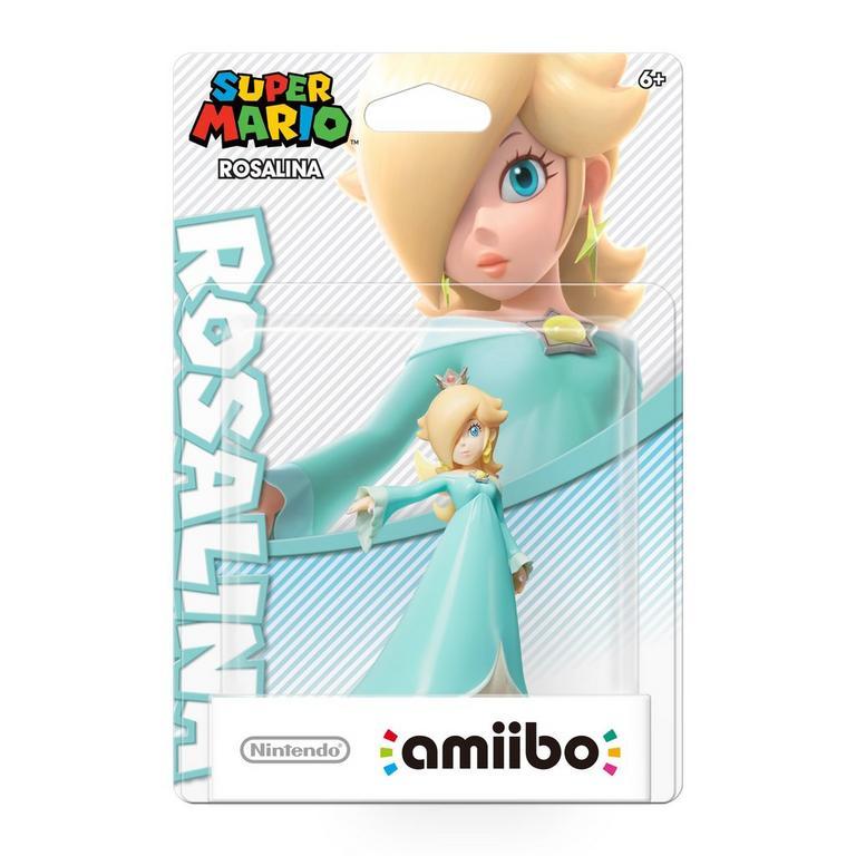 Super Mario Rosalina amiibo Figure