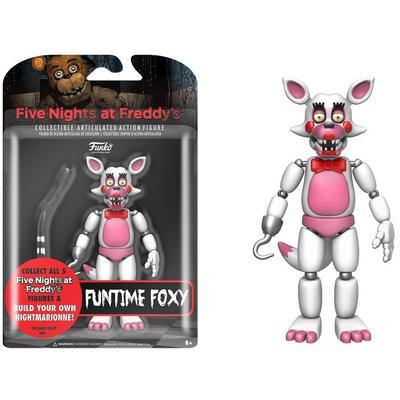 Five Nights at Freddy's: Funtime Foxy Action Figure