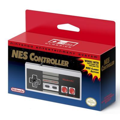 NES Classic Controller