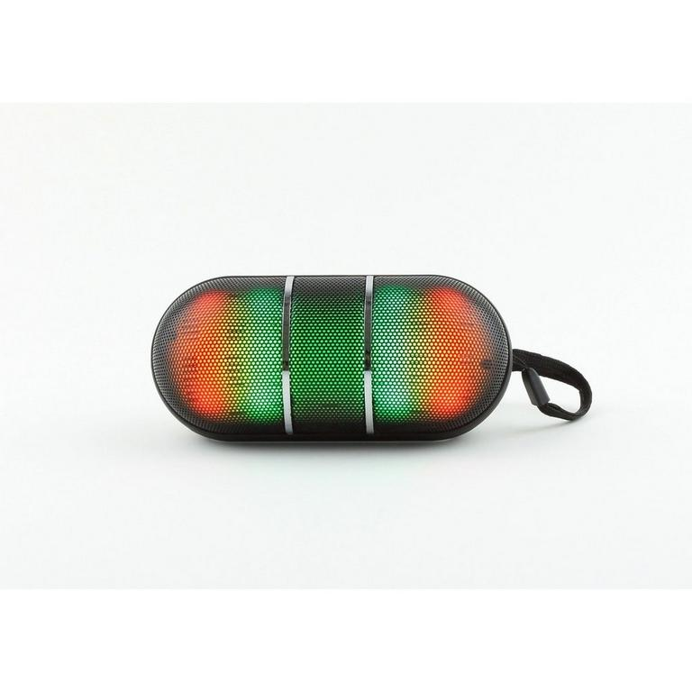 Lightning Series Bolt Jr. Black Bluetooth Speaker