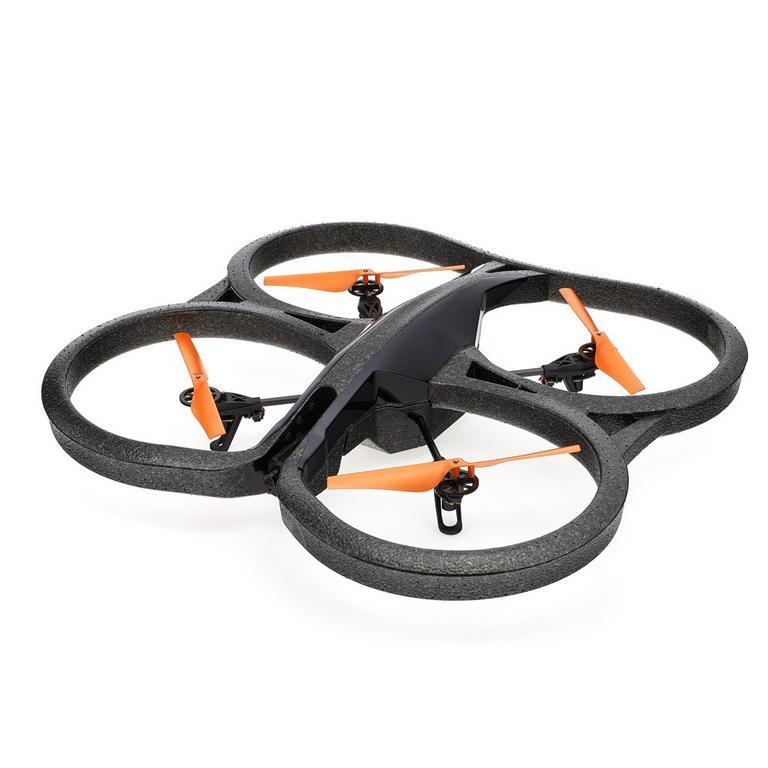 Parrot AR.DRONE 2.0 Power Edition - Orange