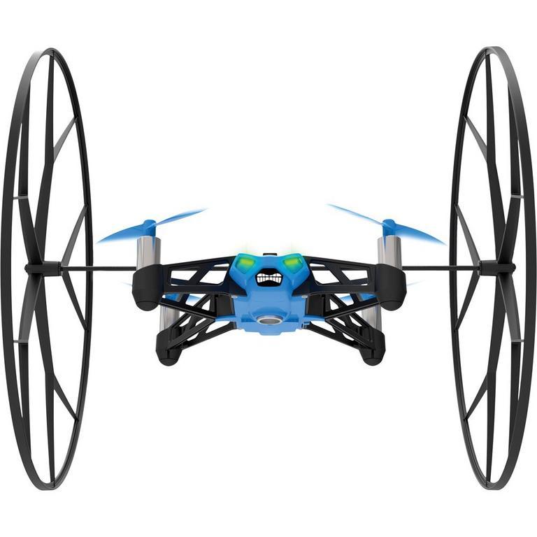 Parrot MiniDrone Rolling Spider - Blue