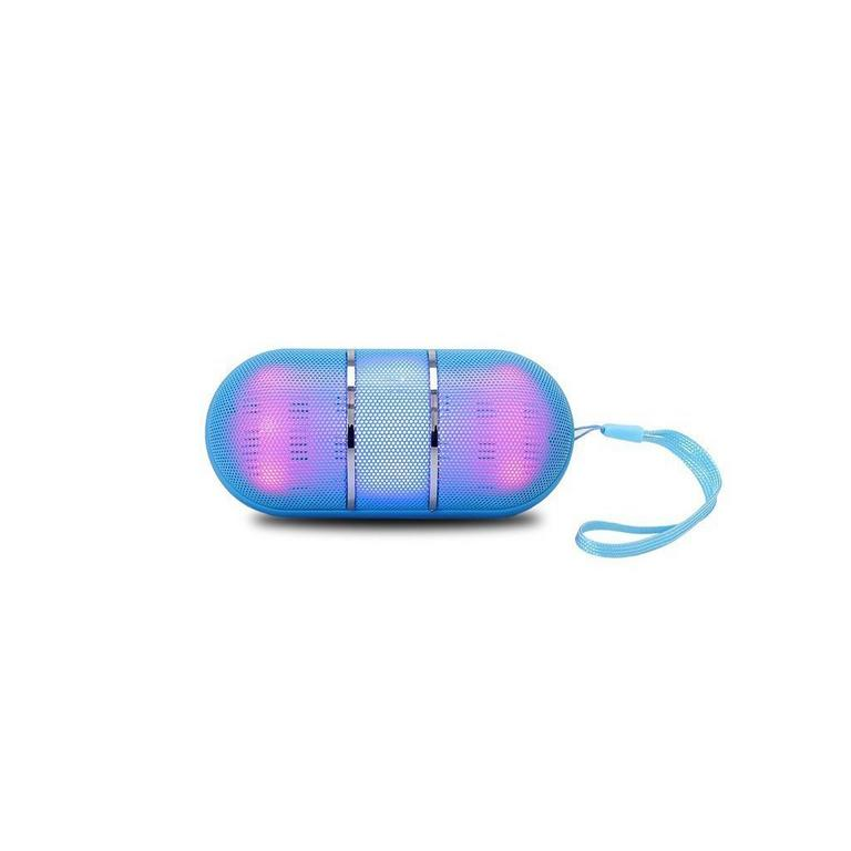 CycloneSound Lightning Series Bolt Jr. Bluetooth Speaker - Blue