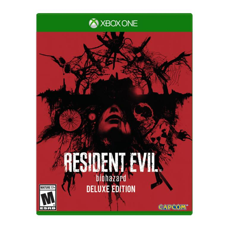 Resident Evil 7 biohazard Deluxe Edition - Only at GameStop