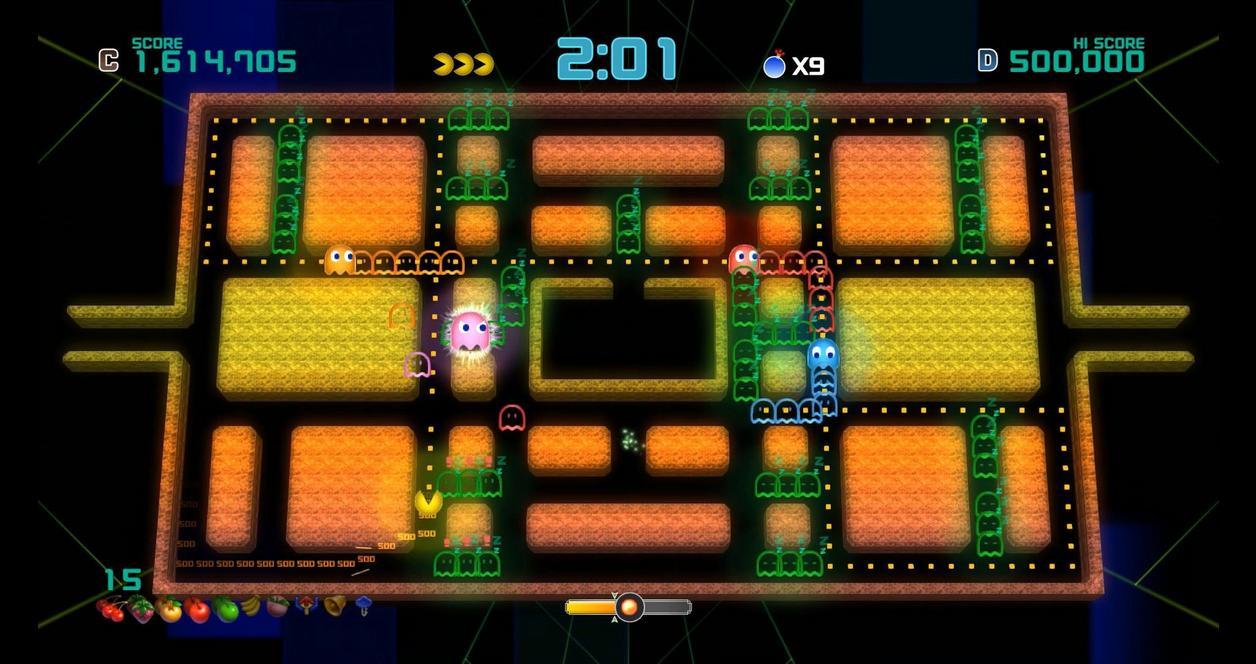 Pac-Man Championship Edition 2 + Arcade Game Series
