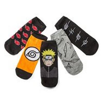 Naruto Ninja Essentials Socks 5 Pack