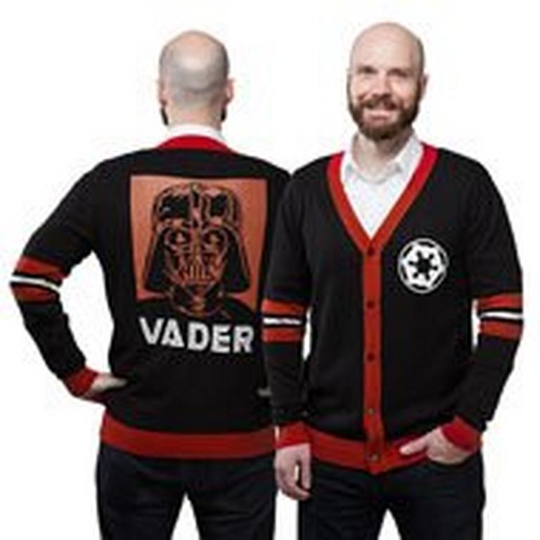 Star Wars Darth Vader Unisex Cardigan