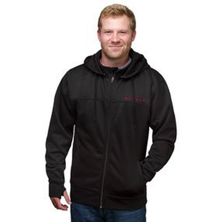 Gunnar Zip-Up Technical Hoodie Jacket