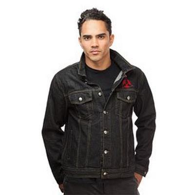 Sons of Stovokor Black Denim Jacket