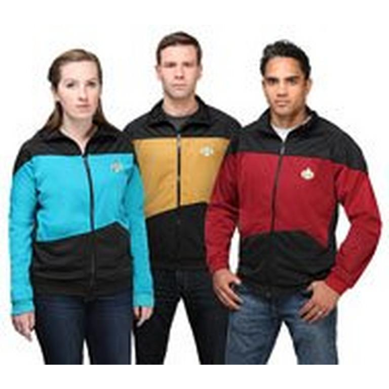 Star Trek The New Generation Unisex Track Jacket