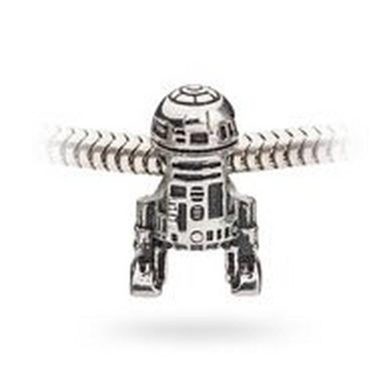 Star Wars R2-D2 Charm Bead