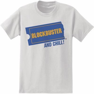 Blockbuster and Chill T-Shirt