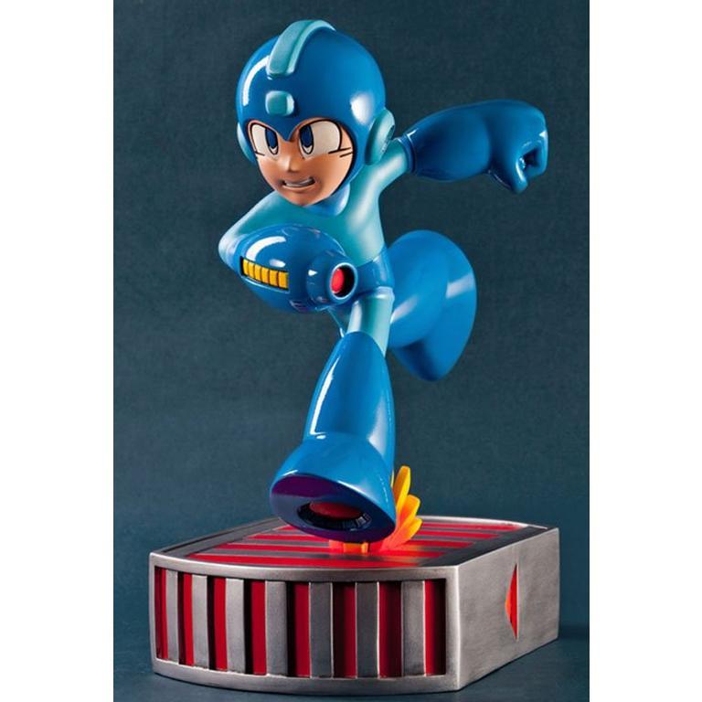 Capcom Running Mega Man Statue Standard