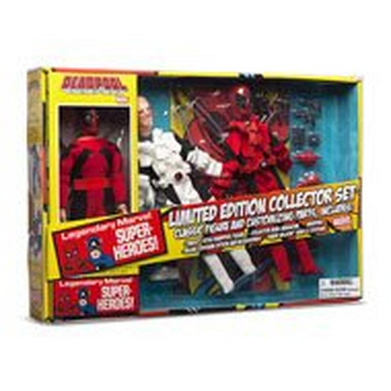 Marvel Deadpool 8 Retro Set