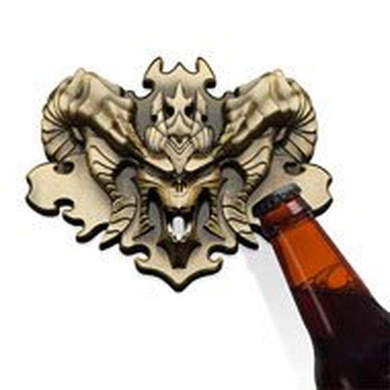 Diablo III Bottle Opener