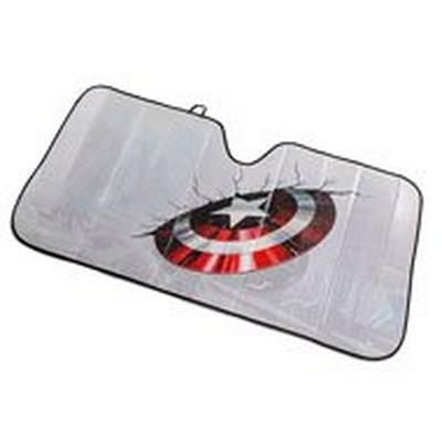 Captain America Shield Universal Sunshade