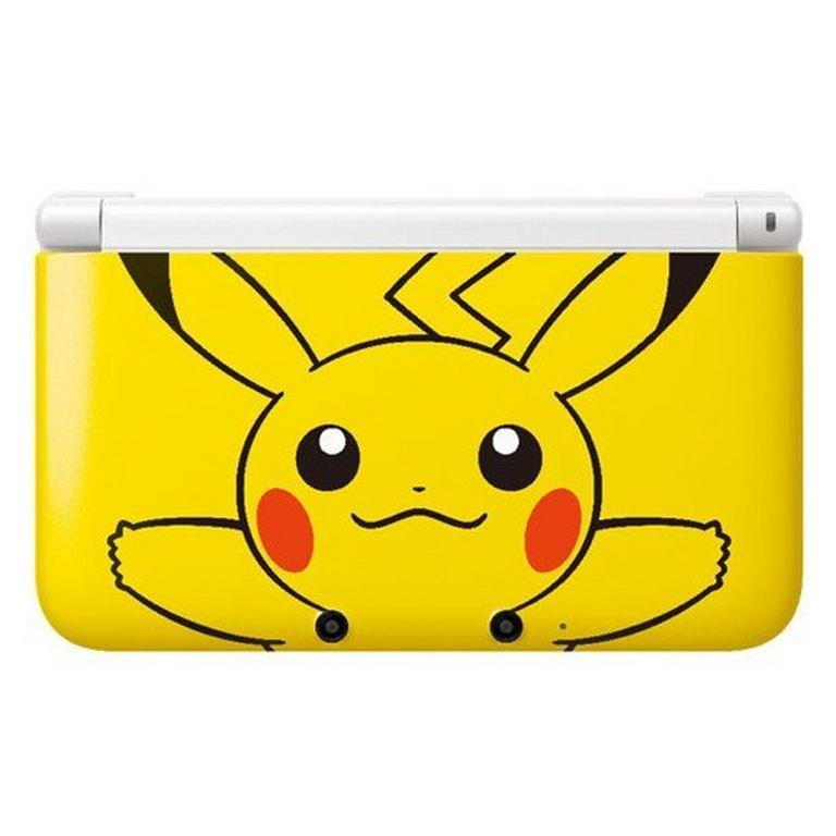 Nintendo 3DS XL Pikachu Yellow