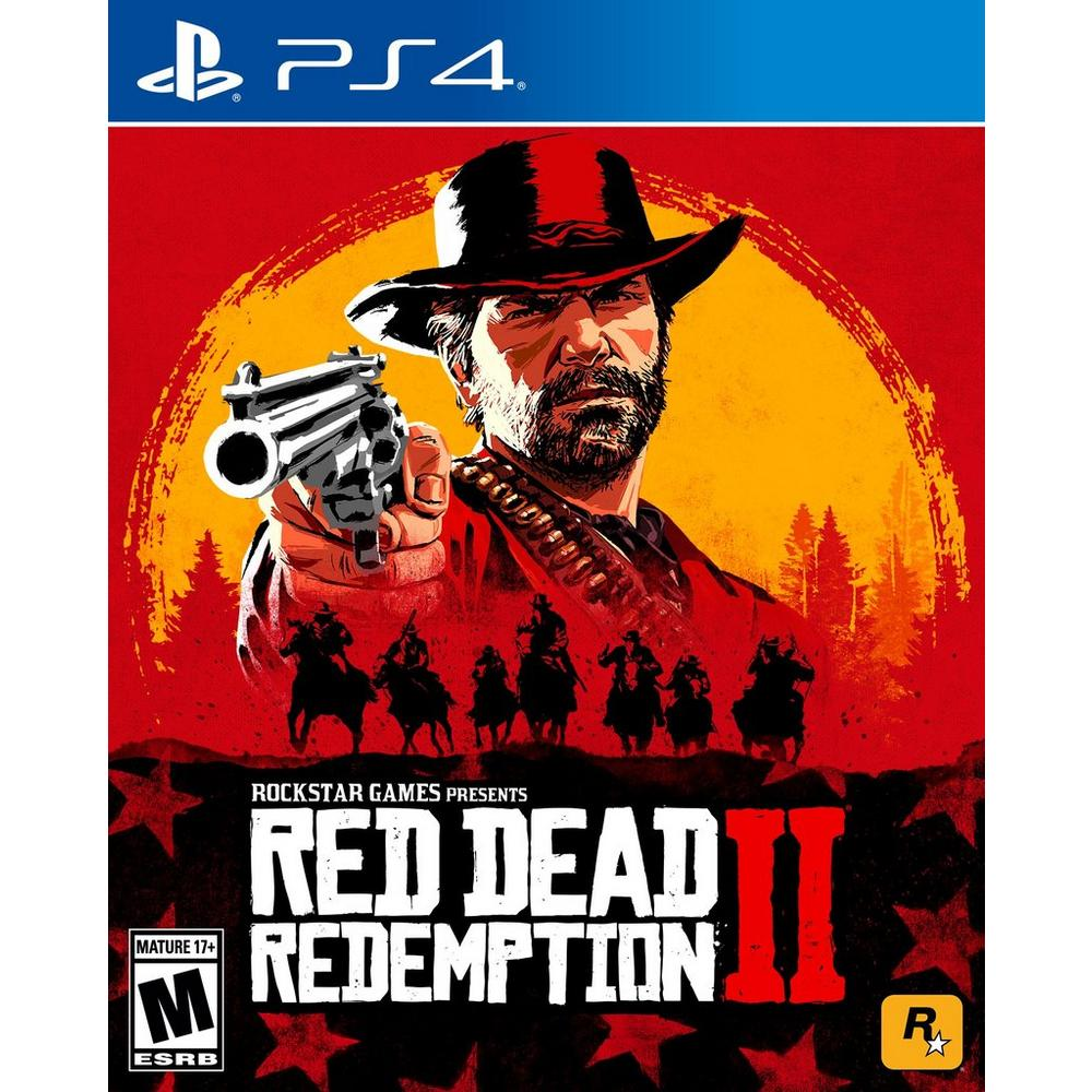 Red Dead Redemption 2 | PlayStation 4 | GameStop