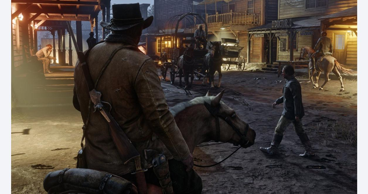 Red Dead Redemption 2 Ultimate Edition - Only at GameStop | PlayStation 4 |  GameStop