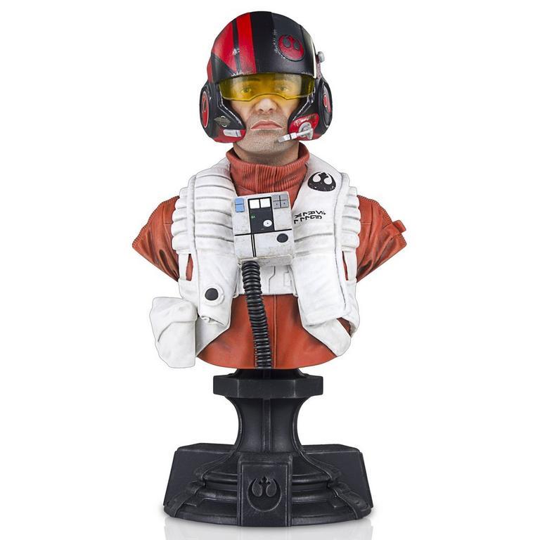 Star Wars Poe Dameron Mini Bust Only at GameStop