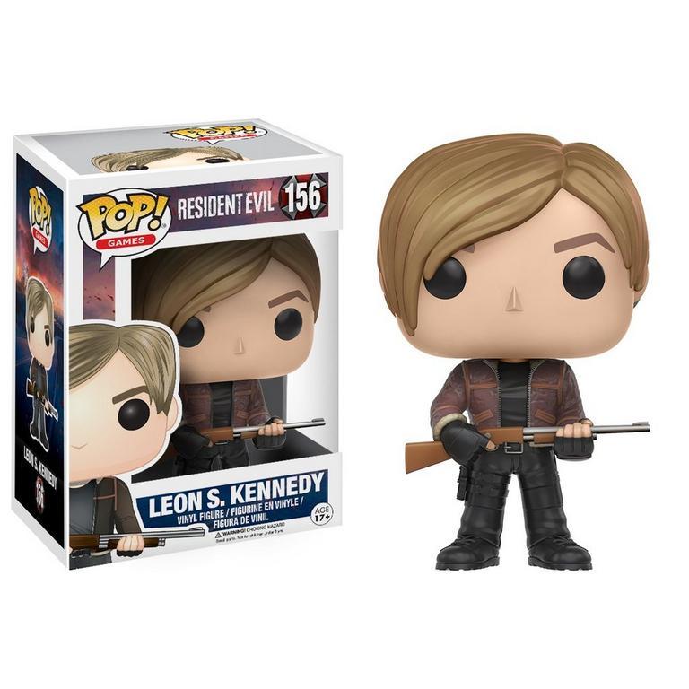 POP! Games: Resident Evil - Leon Kennedy