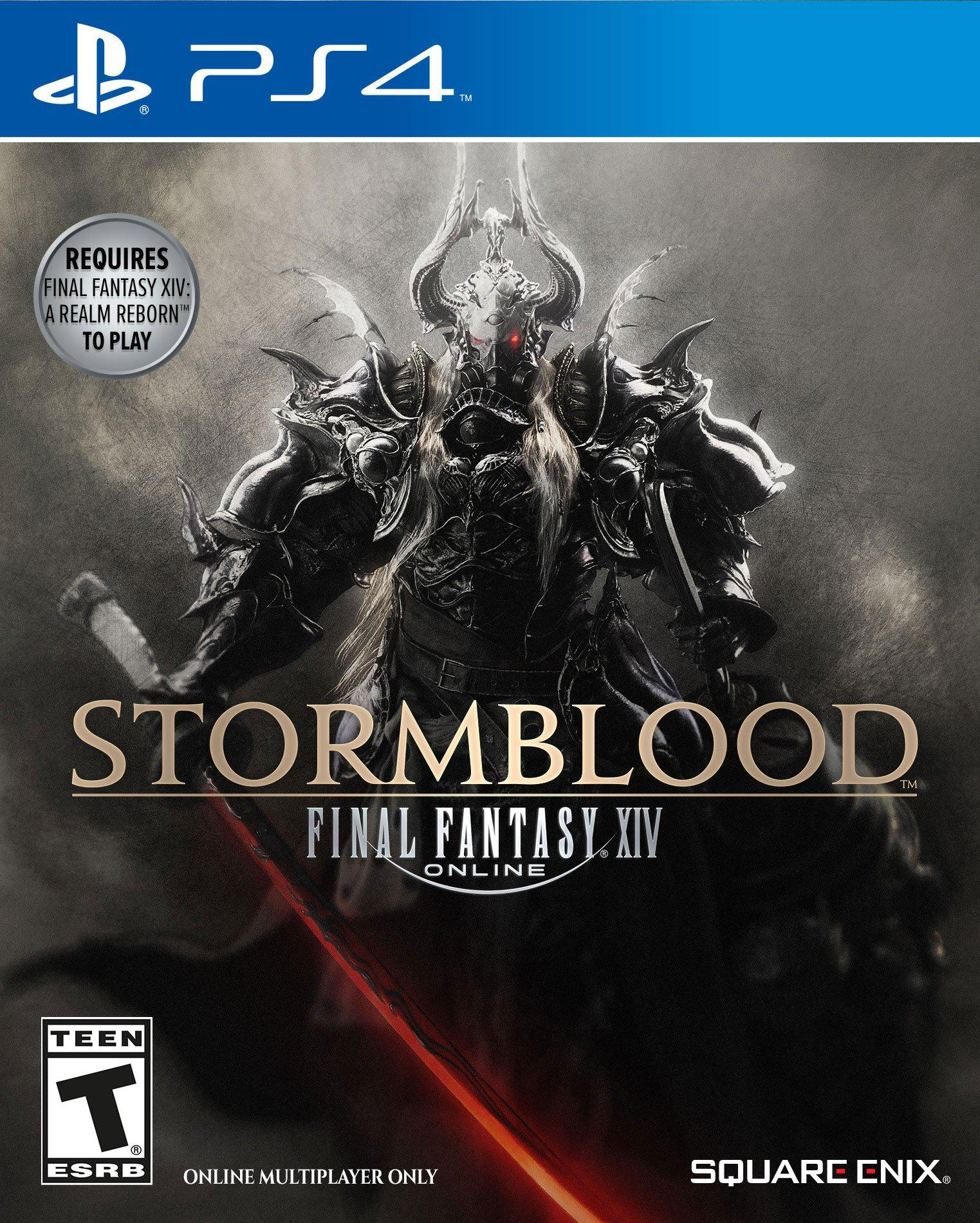 Final Fantasy XIV: Stormblood | PlayStation 4 | GameStop