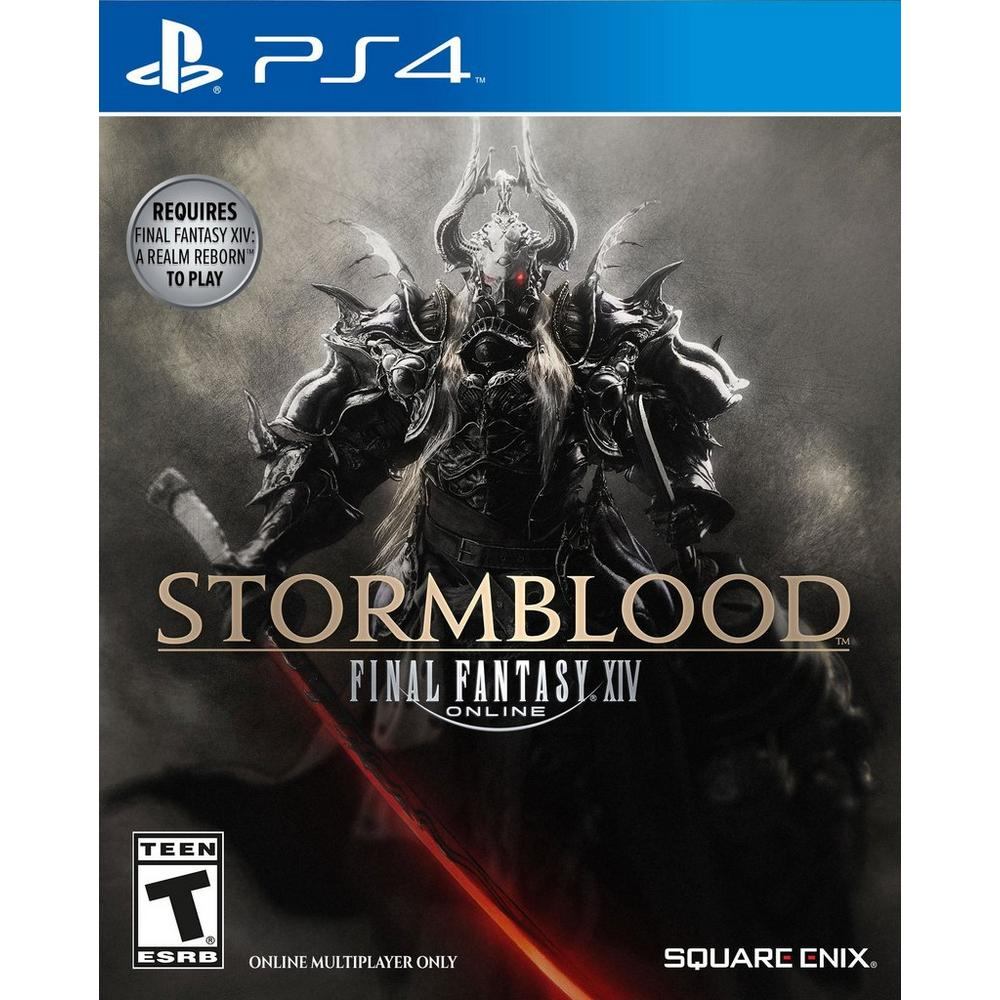 Final Fantasy XIV: Stormblood | PlayStation 4 | GameStop