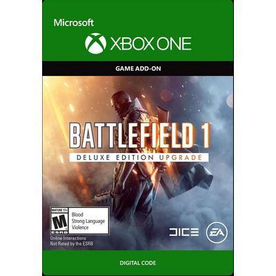 Battlefield 1 Deluxe Upgrade